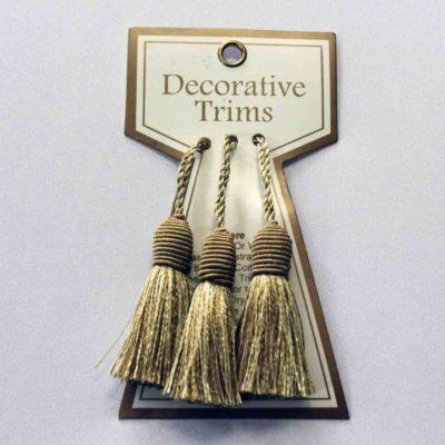 Кисть декоративная 14395-0275 | Компания «Сиртекс-Дизайн»