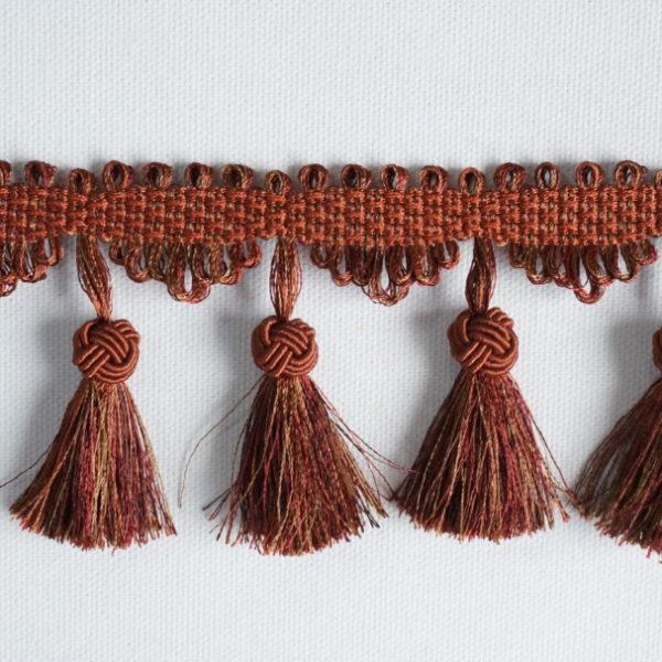 Бахрома с кисточками 32960-0437 | Компания «Сиртекс-Дизайн»