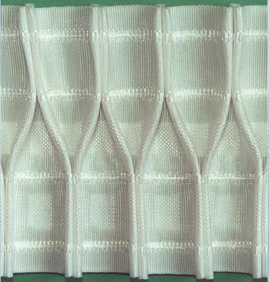 Шторная тесьма белая (3210.003) | Компания «Сиртекс-Дизайн»