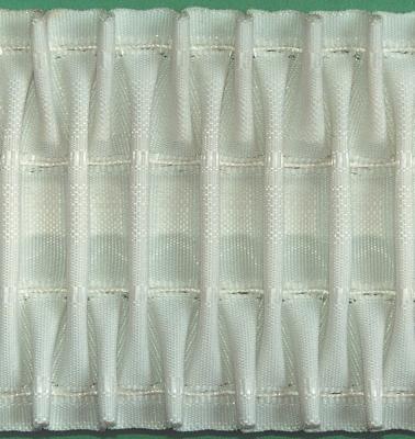 Шторная тесьма белая (3210.004) | Компания «Сиртекс-Дизайн»