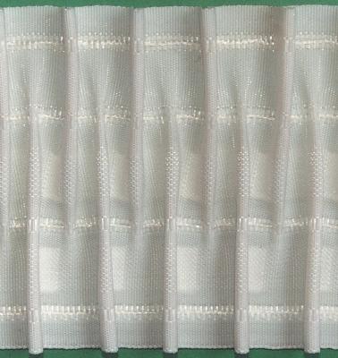 Шторная тесьма белая (3210.007) | Компания «Сиртекс-Дизайн»