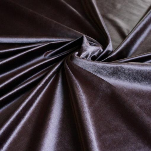 Бархат коричневый (SYR VELVET.11) | Компания «Сиртекс-Дизайн»