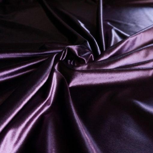 Бархат баклажановый (SYR VELVET.18) | Компания «Сиртекс-Дизайн»