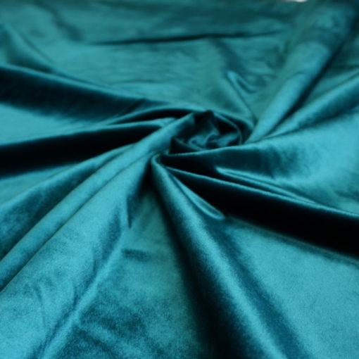 Бархат морская волна (SYR VELVET.21) | Компания «Сиртекс-Дизайн»