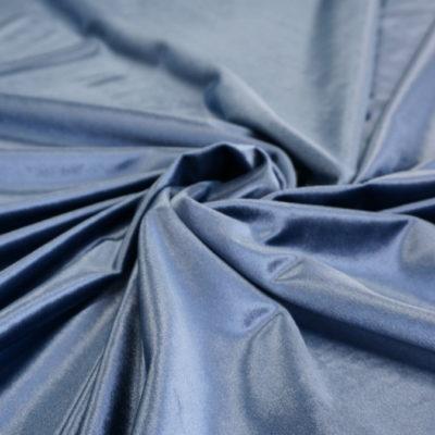 Бархат темно-голубой (SYR VELVET.12) | Компания «Сиртекс-Дизайн»