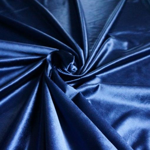 Бархат синий (SYR VELVET.23) | Компания «Сиртекс-Дизайн»