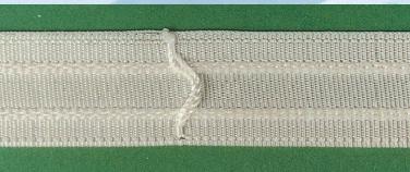 2600 Шторная тесьма белая | Компания «Сиртекс-Дизайн»