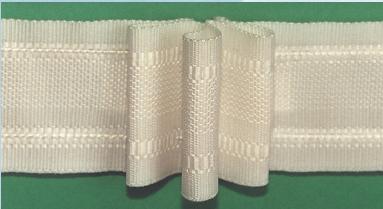 Шторная тесьма белая (3240.005) | Компания «Сиртекс-Дизайн»