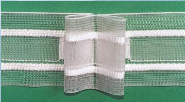 3240.012 Шторная Лента Прозрачная 4012 | Компания «Сиртекс-Дизайн»