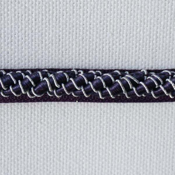 Кант с люрексом однотонный (0041819-0172) | Компания «Сиртекс-Дизайн»