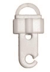Клипса для крепления шнура (500611) | Компания «Сиртекс-Дизайн»