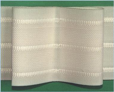 Шторная тесьма белая (3265.004) | Компания «Сиртекс-Дизайн»