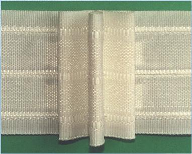 Шторная тесьма белая (3265.005) | Компания «Сиртекс-Дизайн»