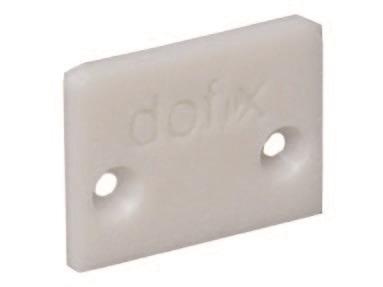 Наконечник для заделки края алюминиевого профиля (411205) | Компания «Сиртекс-Дизайн»