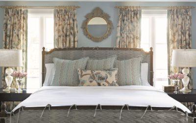 Какая ткань подходит для штор?