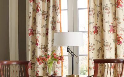 Какую ткань для штор выбрать?