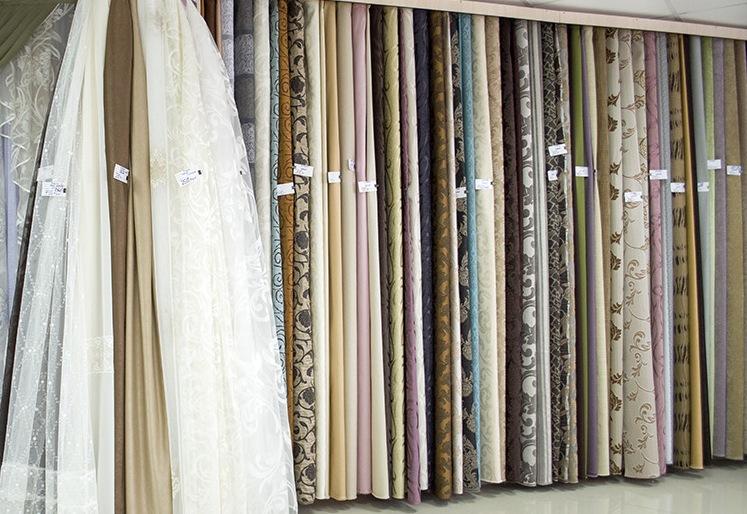 Сколько нужно ткани на шторы?