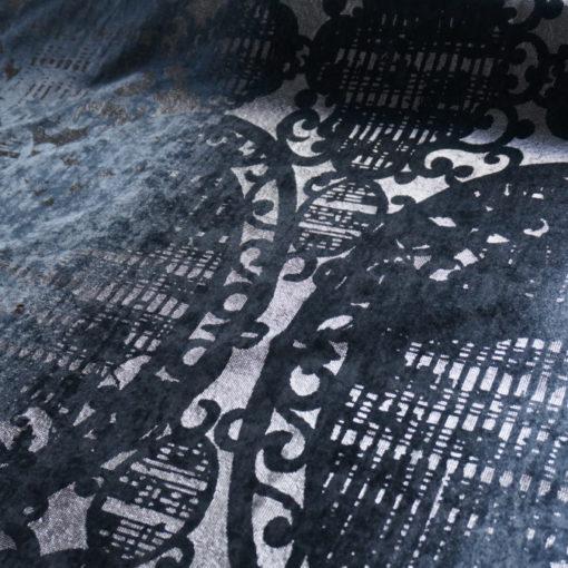 Бархат (Montana batik 1482.grey) | Компания «Сиртекс-Дизайн»