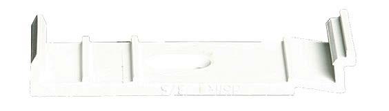 Скоба крепление к потолку 3/4 на 3 паза (515221) | Компания «Сиртекс-Дизайн»