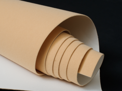 40 см Шабрак Dofix Велюр термоклеевой песочный (020120.040) | Компания «Сиртекс-Дизайн»