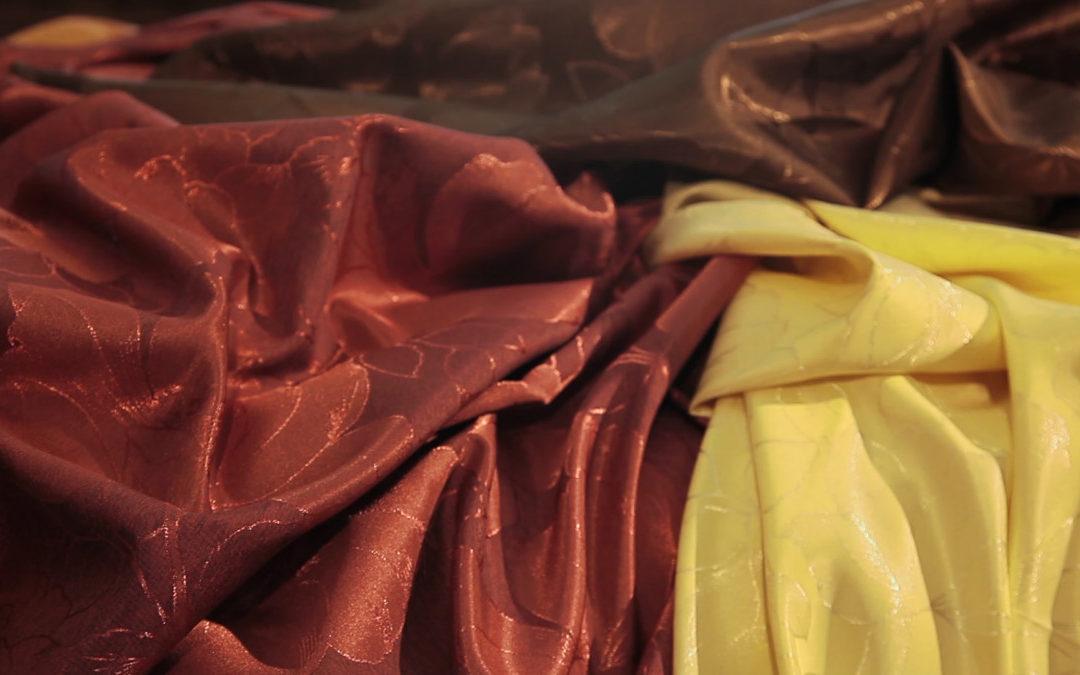 Какие бывают гардинные ткани?