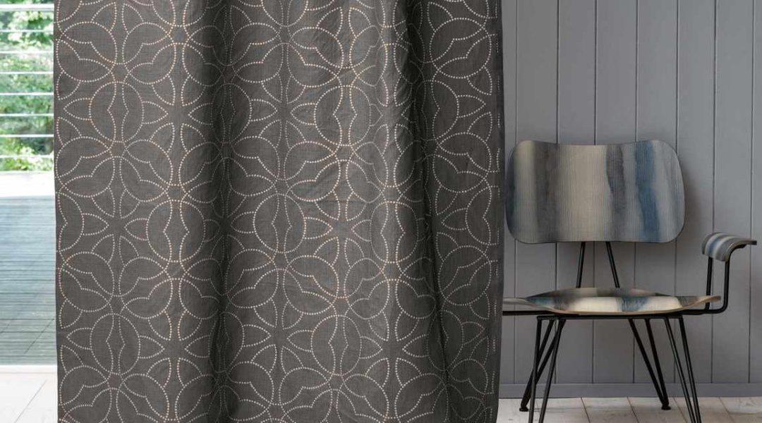 Гардинная ткань из Турции