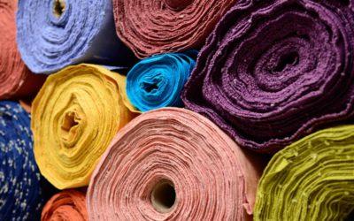 Современные текстильные ткани