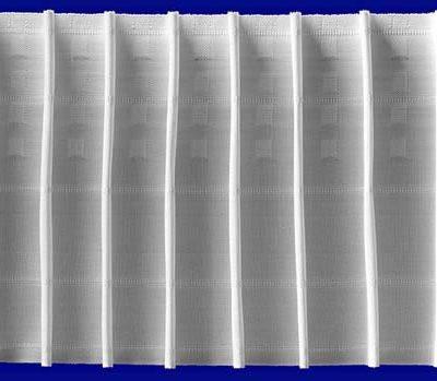 Шторная Лента Белая 205 (FAUT 205 LUX E) (20205011) | Компания «Сиртекс-Дизайн»