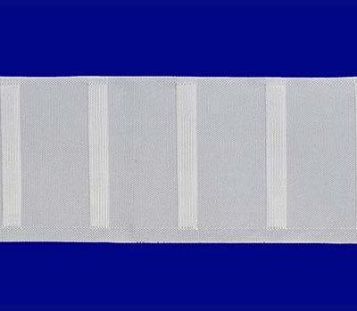 Шторная Лента Белая 90 ENC 90PLUS (38900011) | Компания «Сиртекс-Дизайн»