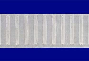 Шторная Лента Белая 90 MULTIBOLSA (38901011) | Компания «Сиртекс-Дизайн»