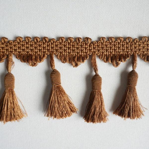 Бахрома с кисточками 15549-0167 | Компания «Сиртекс-Дизайн»