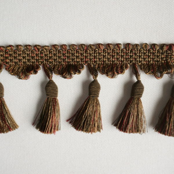 Бахрома с кисточками 15549-0439 | Компания «Сиртекс-Дизайн»