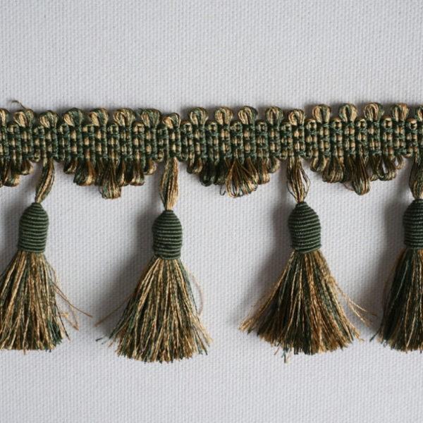 Бахрома с кисточками 15549-0458 | Компания «Сиртекс-Дизайн»