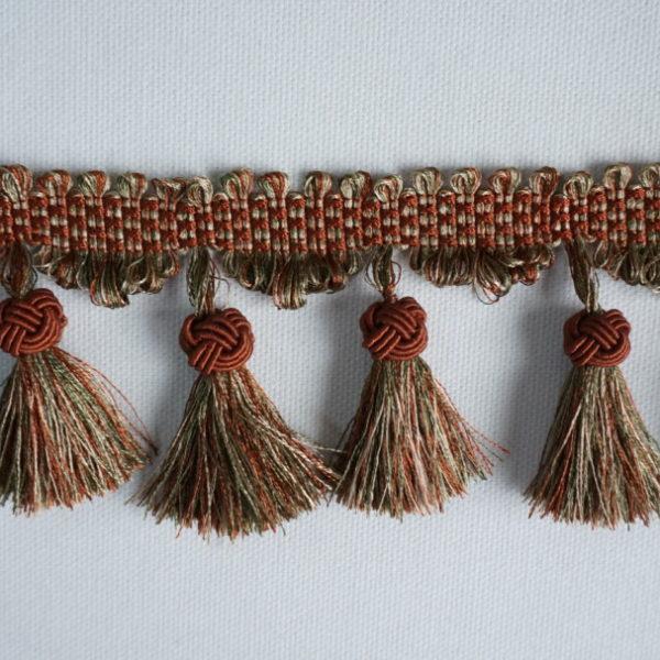 Бахрома с кисточками 32960-0323 | Компания «Сиртекс-Дизайн»