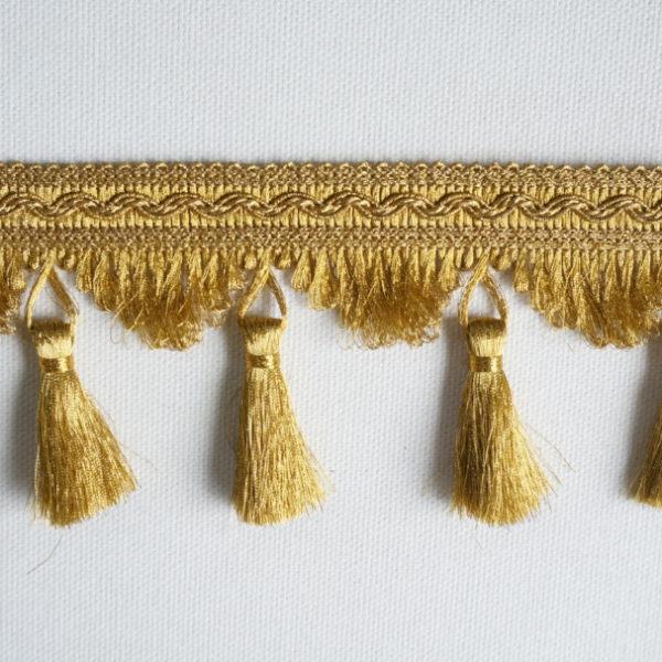 Бахрома с кисточками 49102-0015 | Компания «Сиртекс-Дизайн»