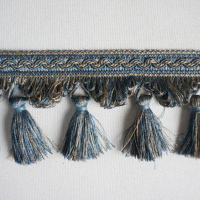 Бахрома с кисточками 49102-0457 | Компания «Сиртекс-Дизайн»