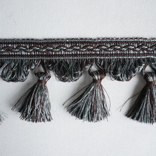 Бахрома с кисточками 49102-0543 | Компания «Сиртекс-Дизайн»