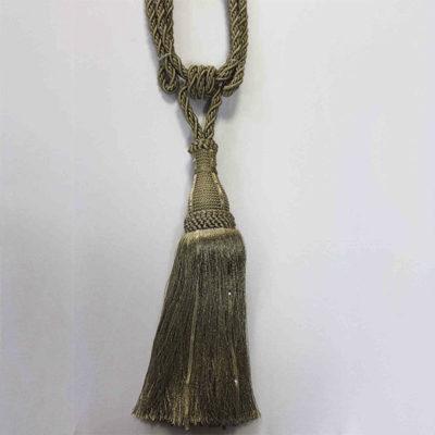 Подхват с кистью, декорирован стразами 17951-0149 | Компания «Сиртекс-Дизайн»