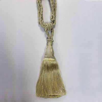 Подхват с кистью, декорирован стразами 17951-0310 | Компания «Сиртекс-Дизайн»