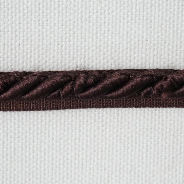 Шнур крученый с ресничкой (0034615-0128) | Компания «Сиртекс-Дизайн»