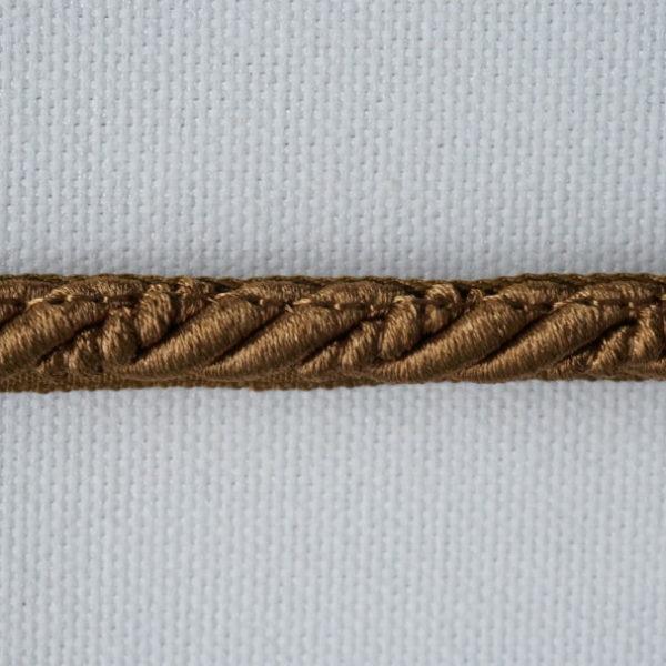 Шнур крученый с ресничкой (0034615-0168) | Компания «Сиртекс-Дизайн»