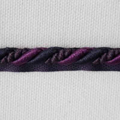 Шнур крученый с ресничкой (0034615-0194) (0034615-0194)