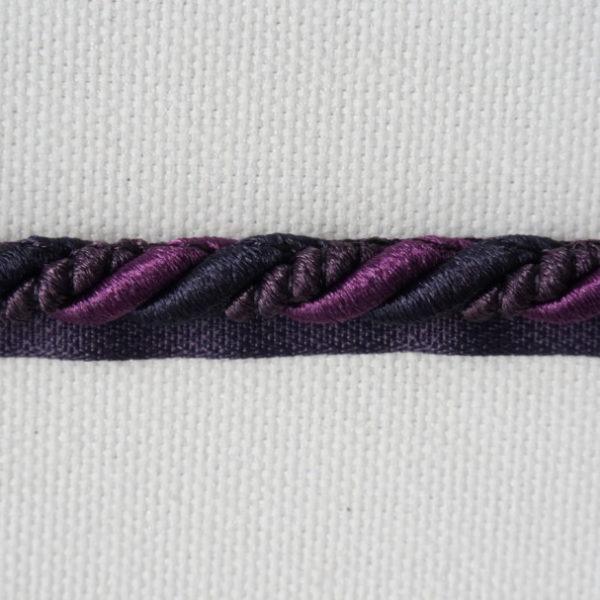 Шнур крученый с ресничкой (0034615-0194) | Компания «Сиртекс-Дизайн»