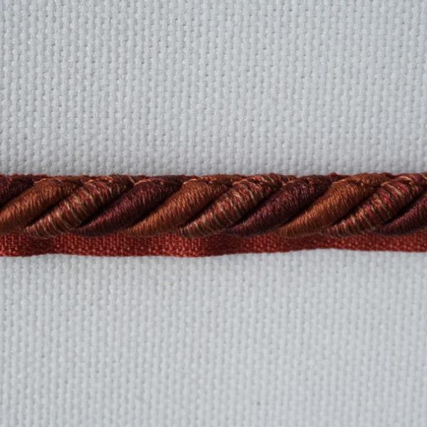 Шнур крученый с ресничкой (0034615-0437) | Компания «Сиртекс-Дизайн»
