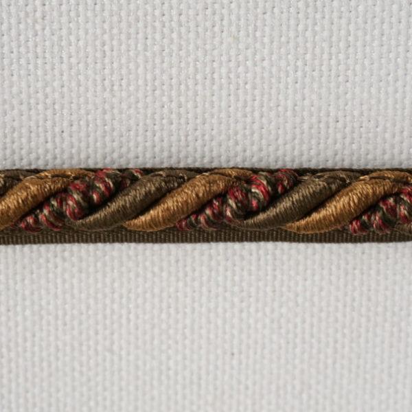 Шнур крученый с ресничкой (0034615-0439) | Компания «Сиртекс-Дизайн»
