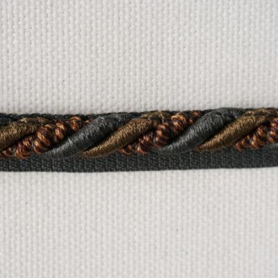 Шнур крученый с ресничкой (0034615-0440) (0034615-0440)