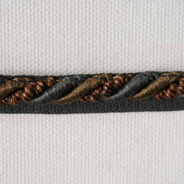 Шнур крученый с ресничкой (0034615-0440) | Компания «Сиртекс-Дизайн»