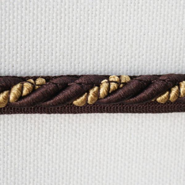 Шнур крученый с ресничкой (0034615-0652) | Компания «Сиртекс-Дизайн»