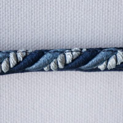 Шнур крученый с ресничкой (0034615-0717) (0034615-0717)