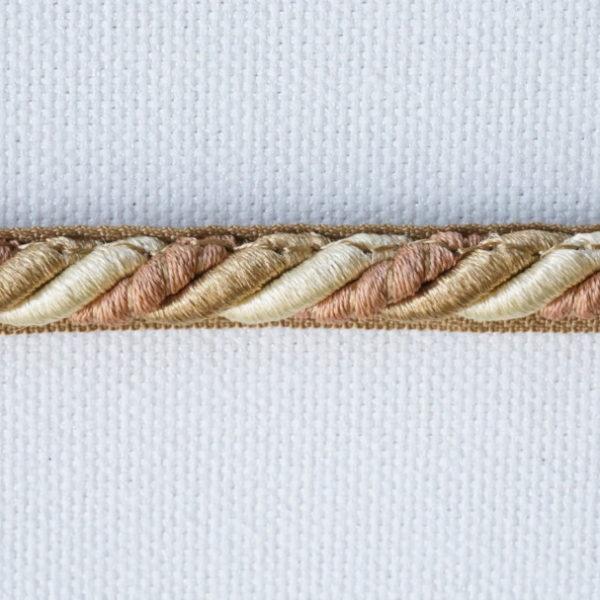 Шнур крученый с ресничкой (0034615-0721) | Компания «Сиртекс-Дизайн»